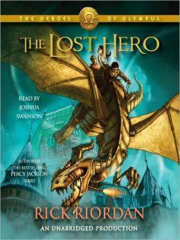 How well have you read The Lost Hero written by Rick Riordan??