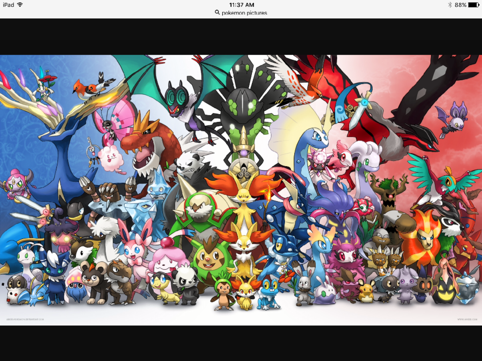 What Pokemon XY character are you?