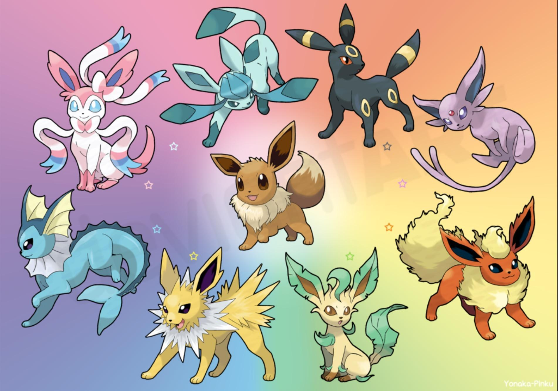 What do the eeveelutions think of you?