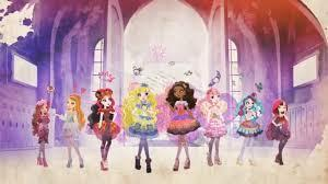 Which Character from EVER AFTER HIGH ARE YOU?
