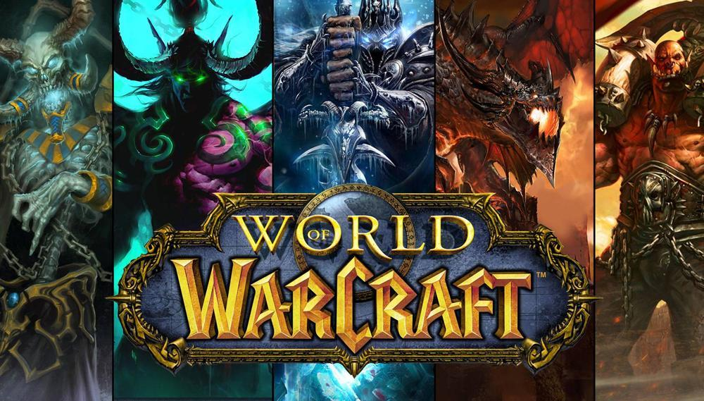 Which World of Warcraft Character are you? (1)