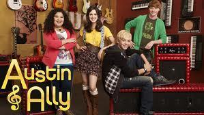 What Austin & Ally Character R U?