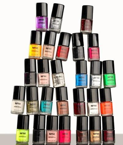 WHATS YOUR NAIL POLISH COLOR??