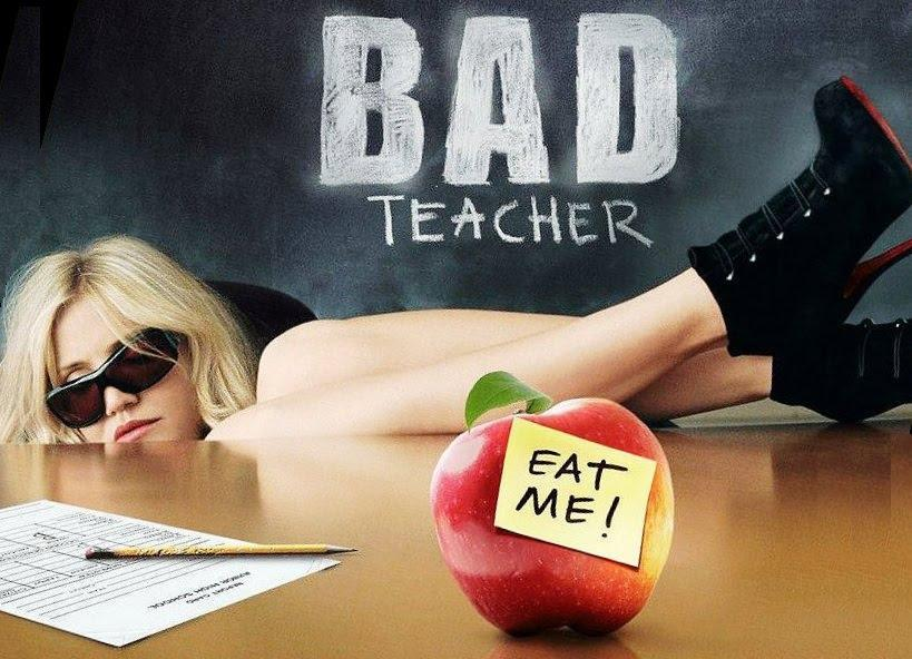 Which 'Bad Teacher' are you?