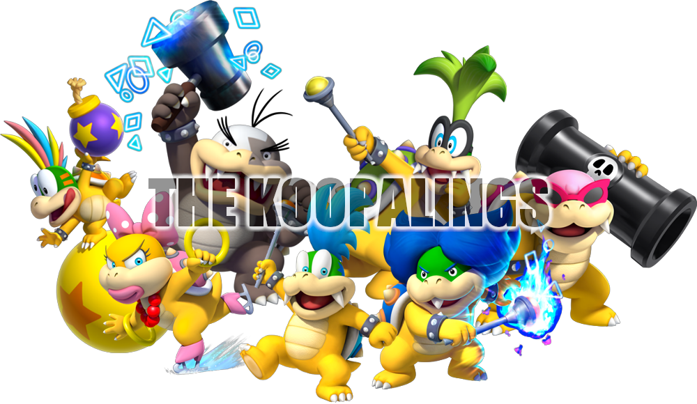 which koopaling are you? (Mario quiz)