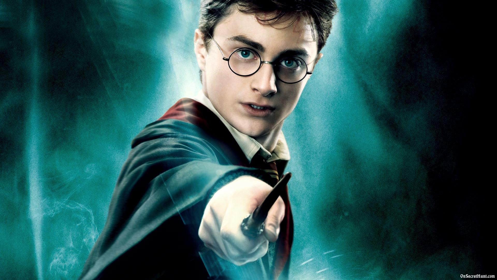 Harry Potter MEGA Quiz