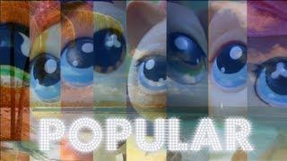 What character are you from LPS Popular?