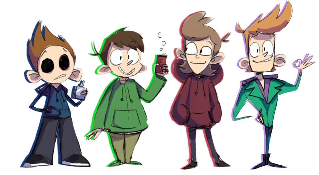 which Eddsworld character likes you?