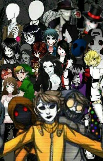 What Creepypasta loves you?