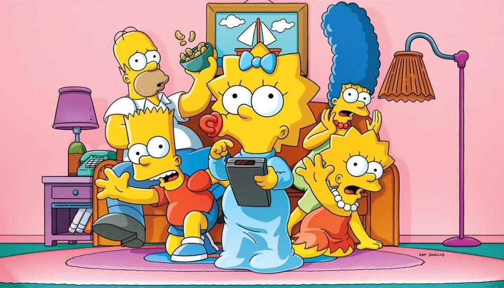 Which of the Simpsons character are you?