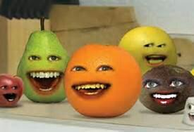 which fruit from annoying orange are you?