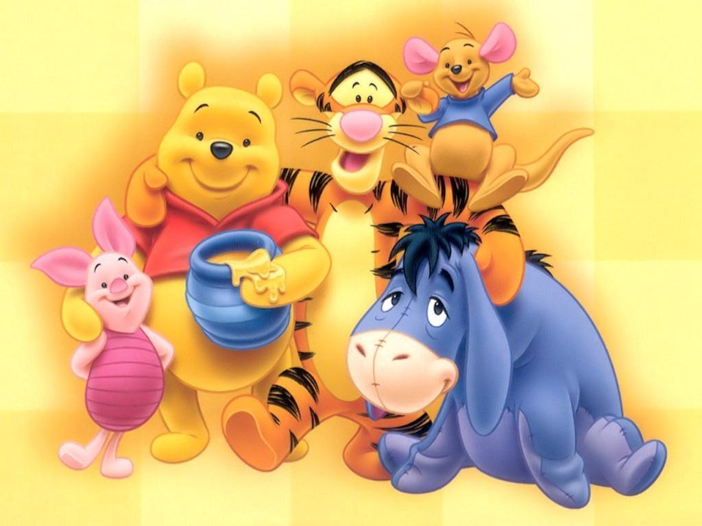 What Winnie the Pooh character are you?