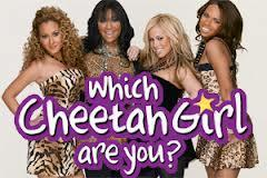 Which Cheetah Girl are you?