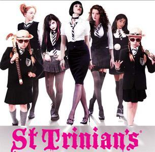 Which St Trinians Girl Are You?