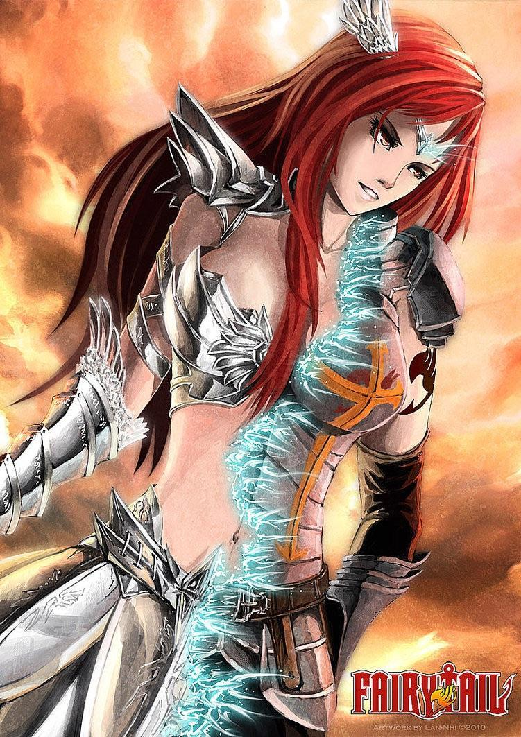 How Well Do You Know Fairy Tail: Erza