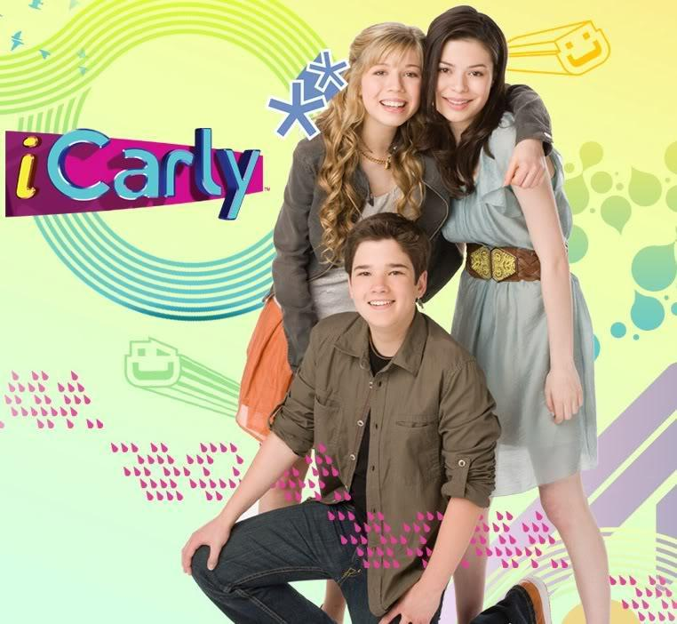 Who are you in iCarly?