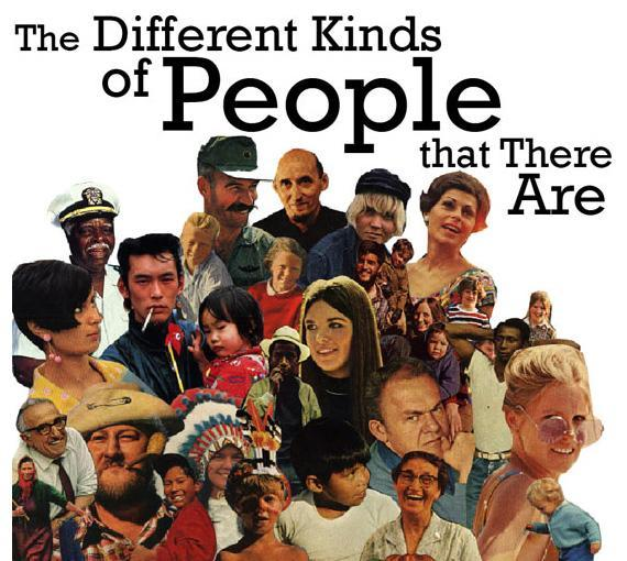 What kind of person are you? (1)