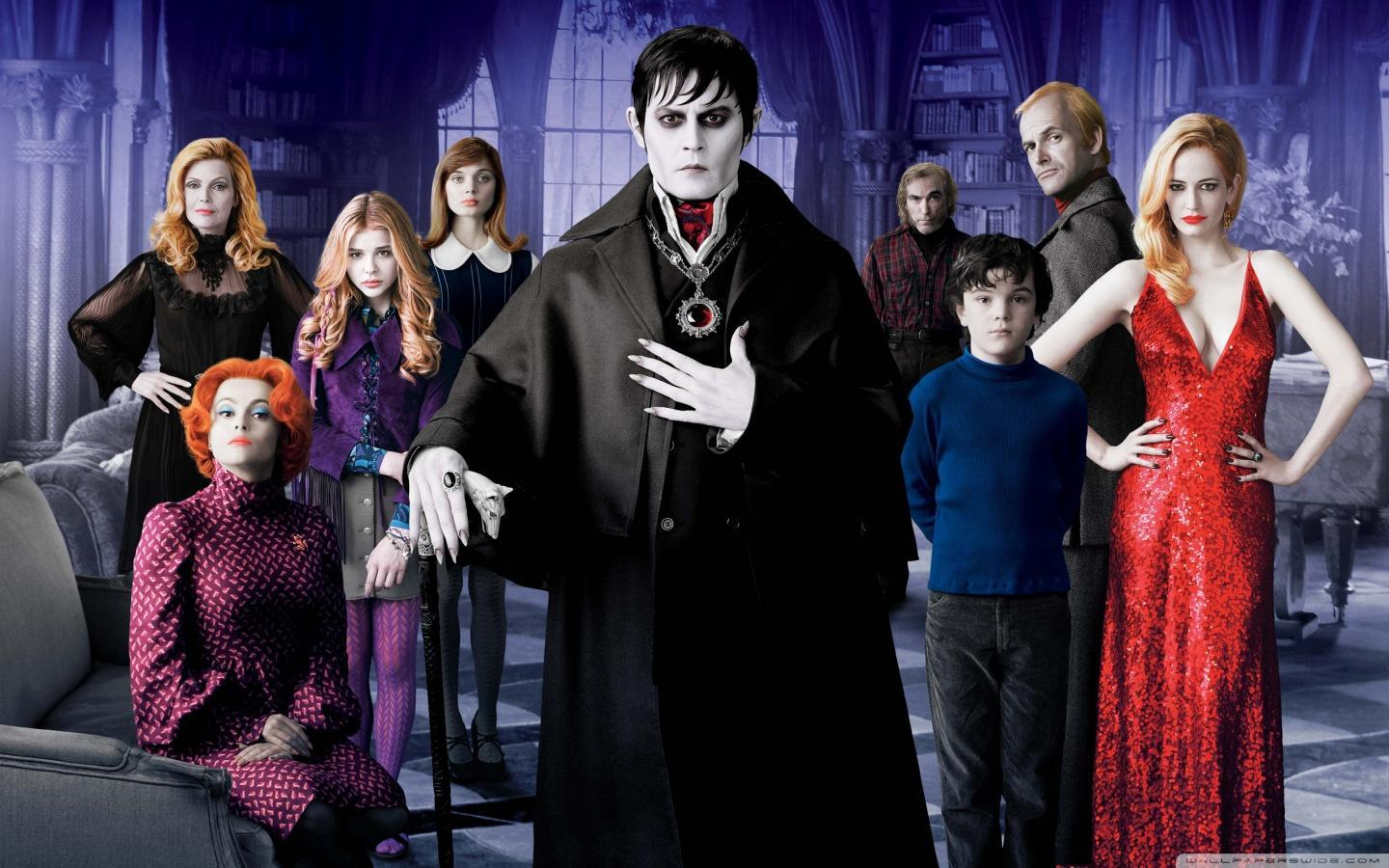 Which 2012 Dark Shadows character are you?