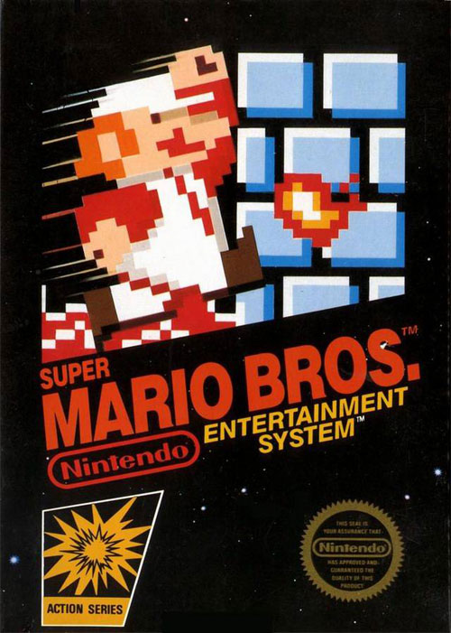 Super Mario Bros. (1985 game) Quiz