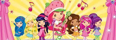 Which Strawberry Shortcake girl are you?