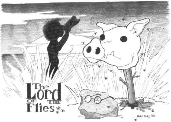 Lord of the Flies Personality Quiz