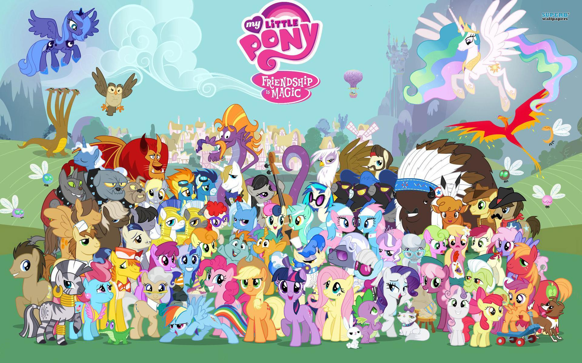 How well do you know my little pony  (1)