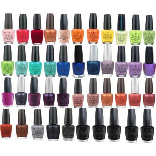 Which nail color best represents u?