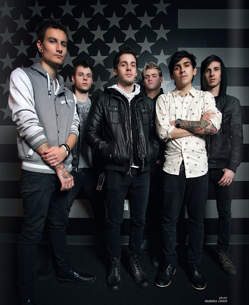 Crown The Empire Members