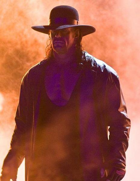 The Undertaker quiz