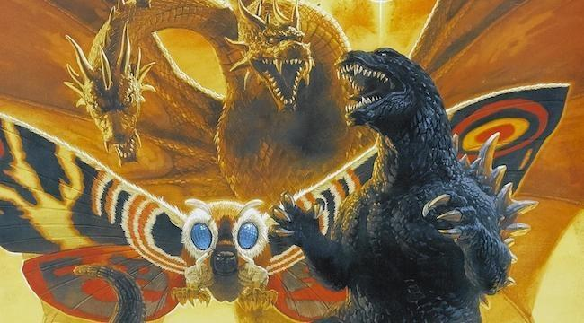 Which Godzilla Kaiju Describes You?