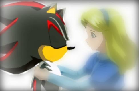 how would shadow the hedgehog fell about you