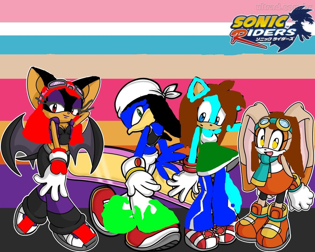 Which sonic character would be your best friend part 10