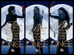Who are you from ONCE UPON A TIME??