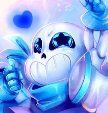 Does Blueberry sans love you?