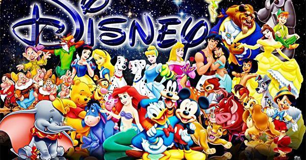What Disney character best describes you?