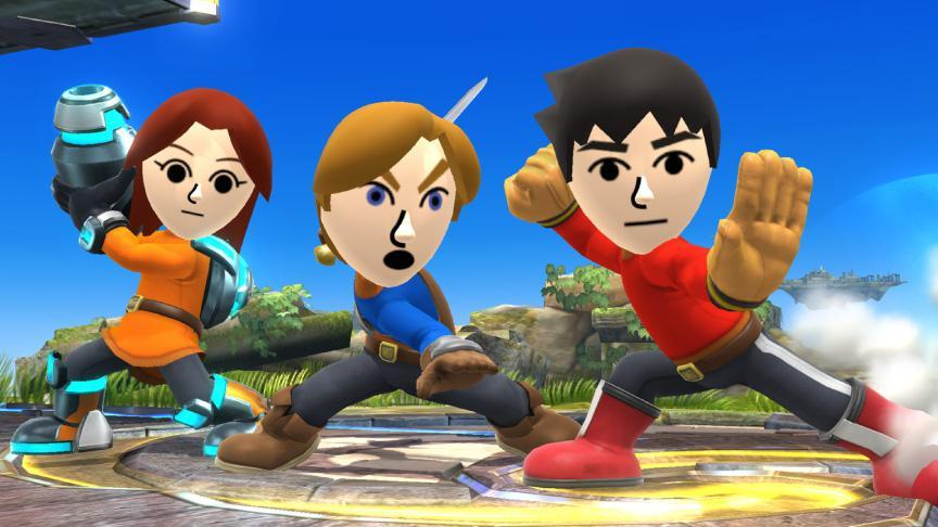 What type of mii fighter are you (1)