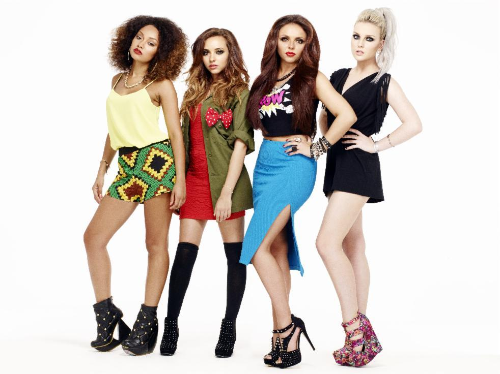 Which Little Mix member are you? (1)
