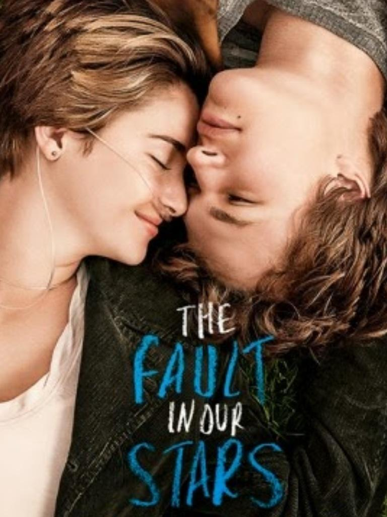 The Fault In Our Stars Quiz (1)
