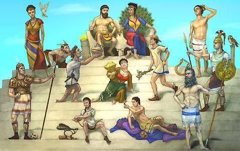 Which Greek god would be your parent?