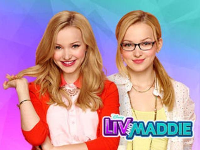 Are you Liv? Or Maddie?