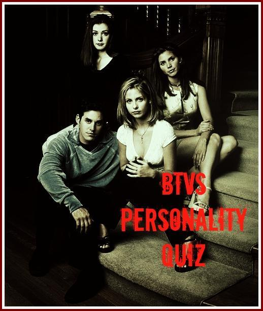 Buffy the Vampire Slayer Personality Quiz: FEMALE VERSION