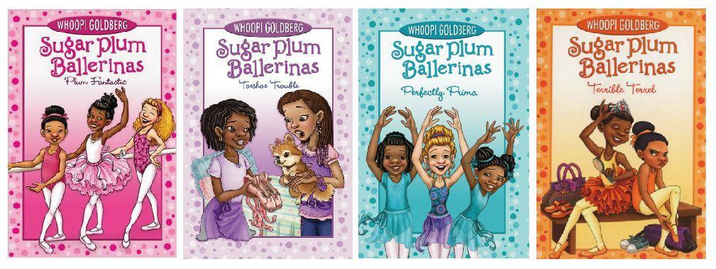 What Sugar Plum Ballerina Book Girl are U?