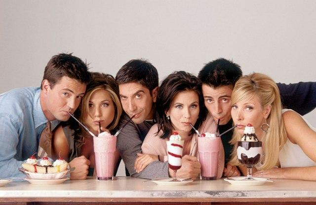 Which Friends character are you?!?
