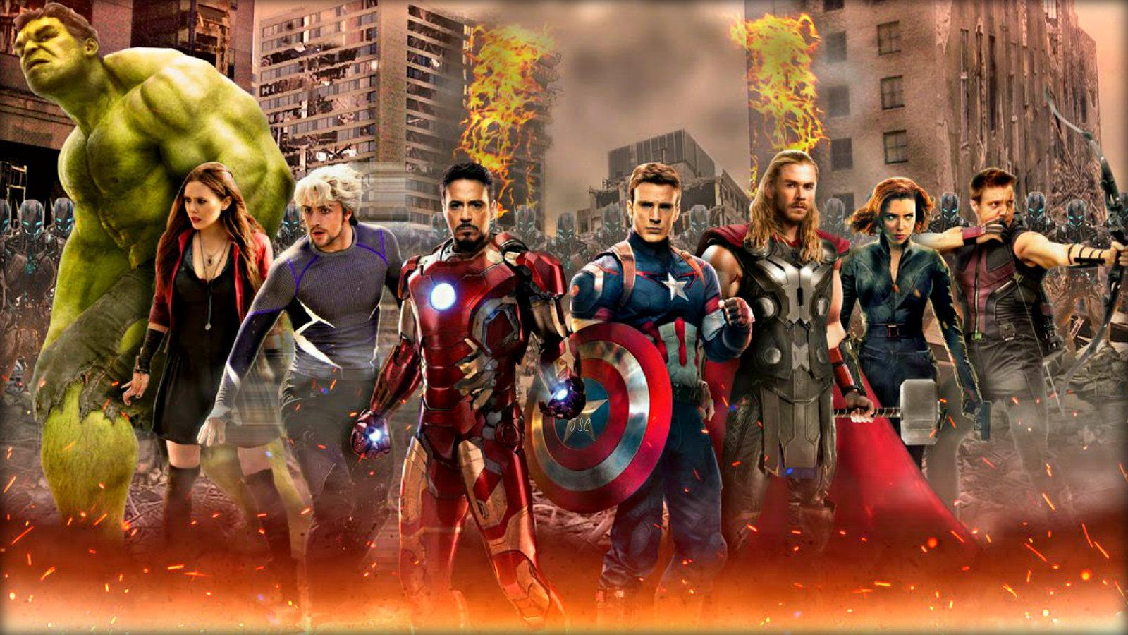 Which Avenger Descendant Are You?