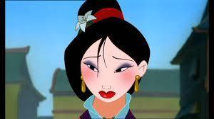 which character are you from mulan???