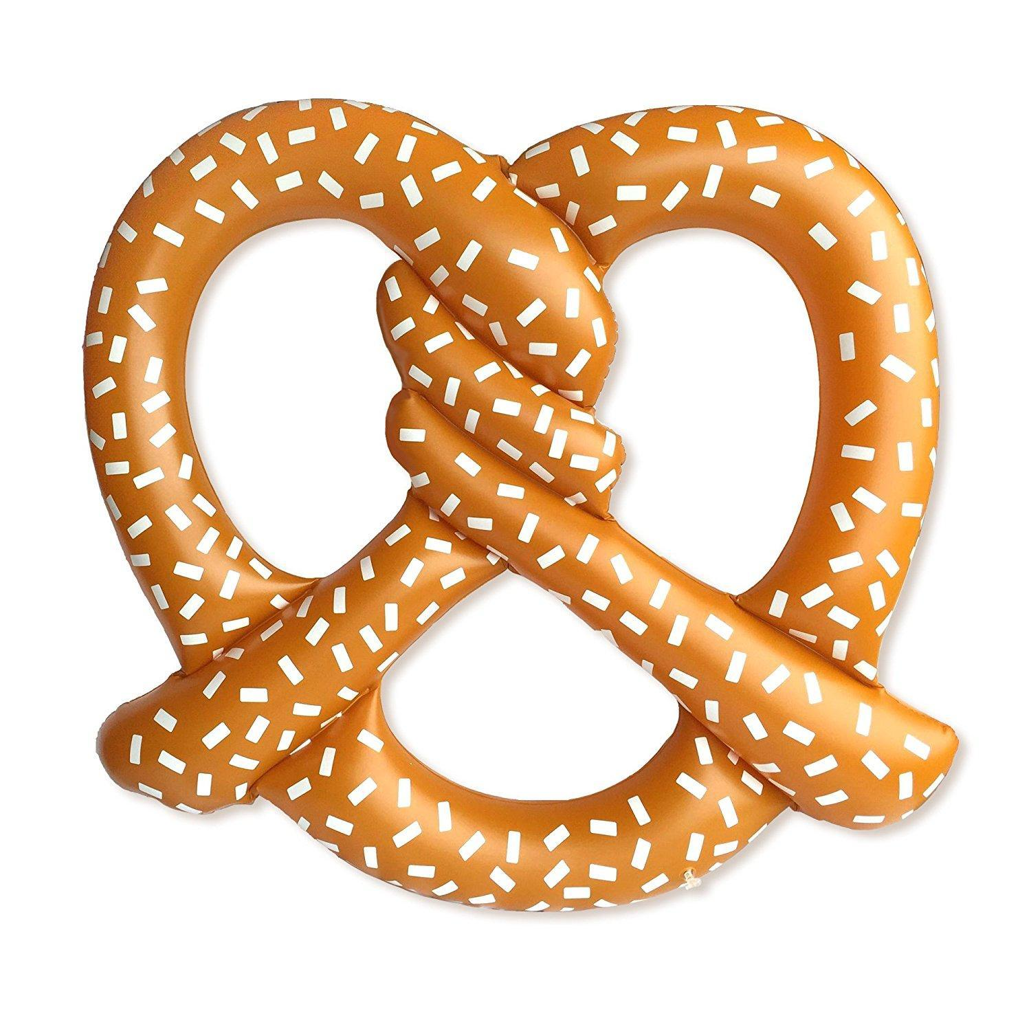 What kind Of Pretzel Are you?