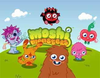 Which Moshi Monster are you? (1)