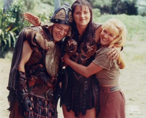 which Xena warrior characer are you?