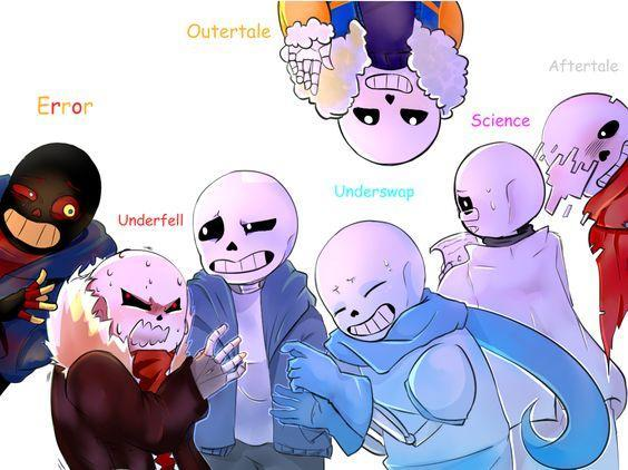 Which Sans loves you the most?