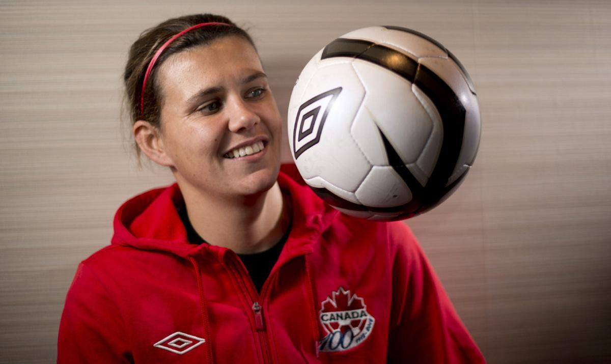 How much do you know about Christine Sinclair?